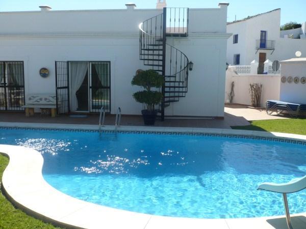 Pool - Villa Flur Na H-Alba - Nerja - rentals