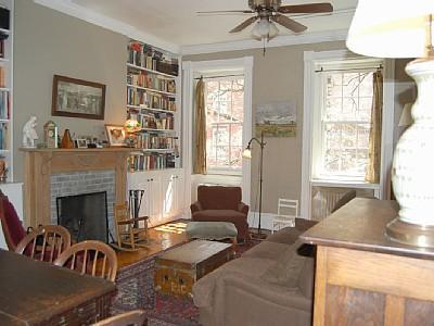 Charming, Light-FIlled Duplex, Greenwich Vilage - Image 1 - New York City - rentals