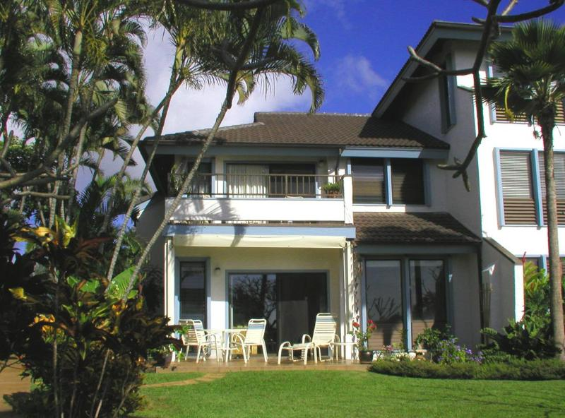 "Nestled among lush tropical gardens - Luxurious Ocean view Condo in Poipu - ""Moku Hale"" - Koloa - rentals"