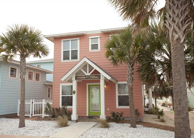 """Island Time! - Come spend a little """"Island Time"""" in this 3 bed 3 1/2 bath home! - Port Aransas - rentals"""