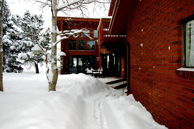 Entry Winter - Beautiful Park City Townhouse near Canyons Resort - Park City - rentals
