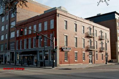 1039: News Place Balcony View - Image 1 - Savannah - rentals