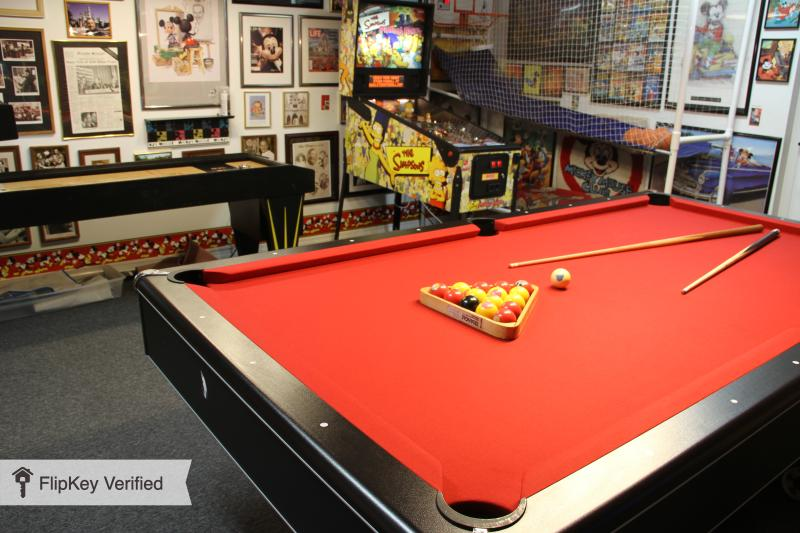 "Awesome Game Room - Award-Winning Game Room,Pool,Spa,65""TV,4bed,3bath - Kissimmee - rentals"