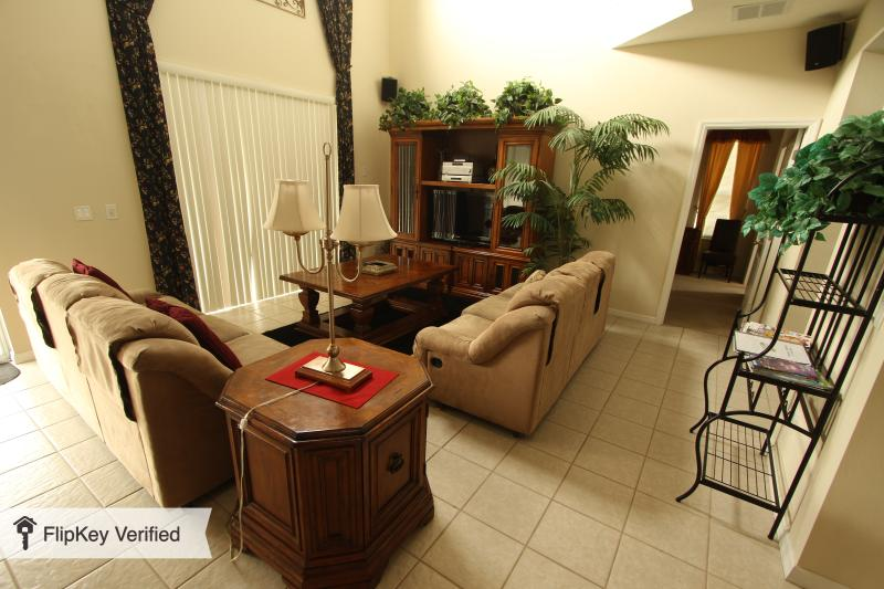 Family Room View 1 - Diamond on the Island - Kissimmee - rentals