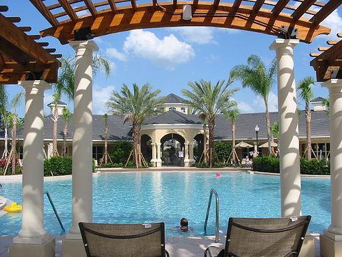 Pool Cabana - Donald Duck's Condo - Kissimmee - rentals