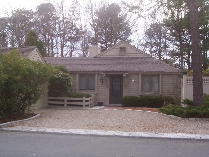 Exterior Front - Exceptional New Seabury Mews Vacation Villa - New Seabury - rentals