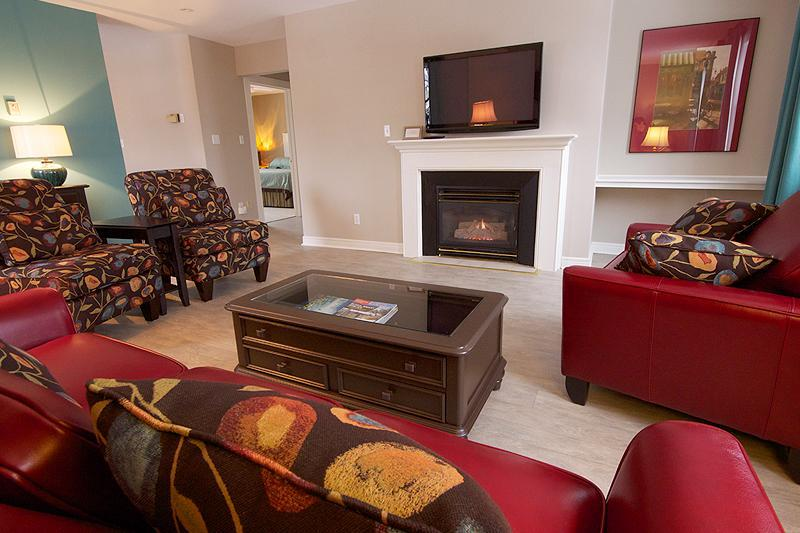 Main Living Area - The Market Street Loft - Niagara-on-the-Lake - rentals