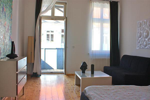 K5 One Bedroom Berlin Vacation Rental - Image 1 - Berlin - rentals