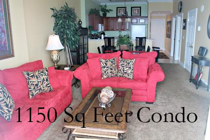 Gulf Front Penthouse on the 21st Floor at Ocean Villa - Image 1 - Panama City Beach - rentals