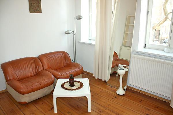 K1 Cozy Vacation Rental in Berlin - Image 1 - Berlin - rentals