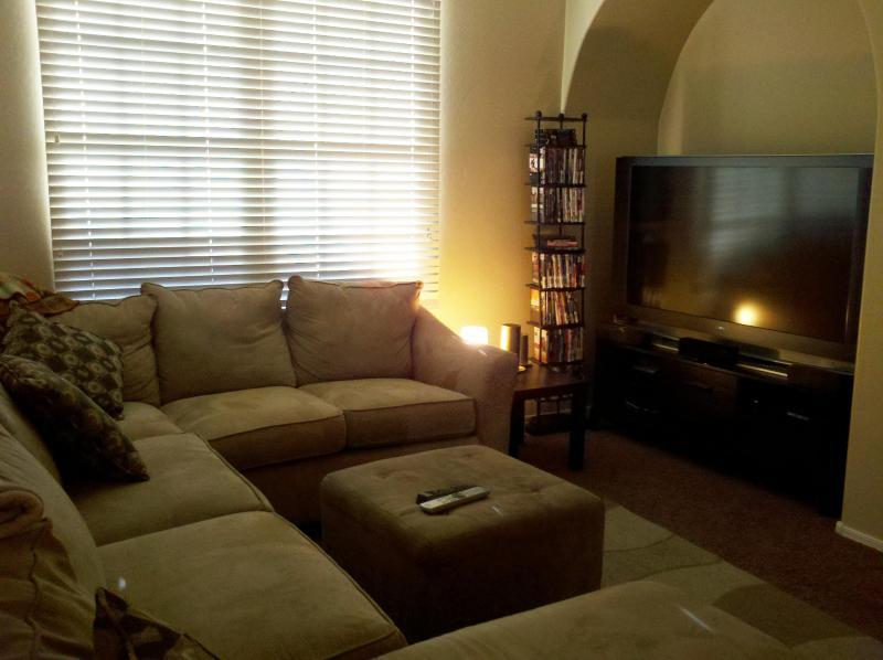 Livingroom with 60