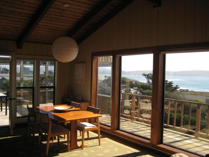 Oceanfront - Stay Steps to Beach and Surf - Image 1 - Dillon Beach - rentals
