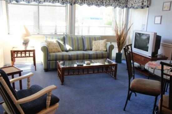Ideal Condo for Beach and Golf-First Floor.. 8-129 - Image 1 - Myrtle Beach - rentals