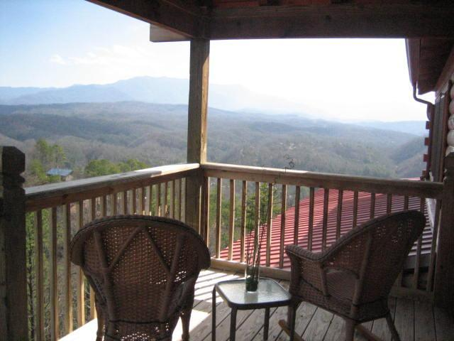 Can't beat that view - All About View - Amazing Cabin,  Free Wi-Fi! - Pigeon Forge - rentals