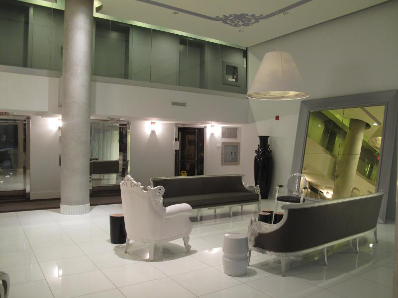 Philippe Starck designed lobby - King West - luxurious condo - downtown Toronto - Toronto - rentals