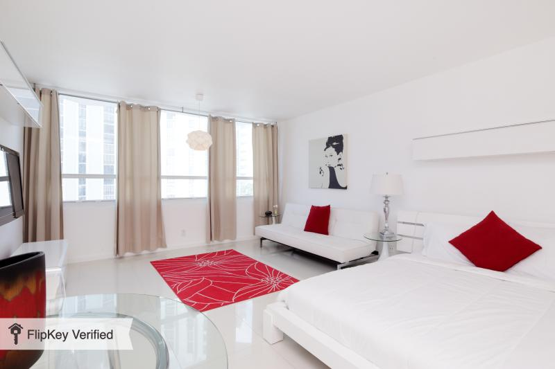 Modern studio 509 - Image 1 - Miami Beach - rentals