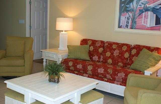 Splash 801 West B-Caribbean inspired 2BR/2BA condo - Image 1 - Panama City Beach - rentals