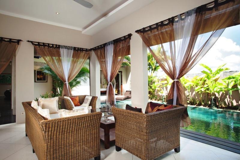 Villa Umahe Tessa- Space, luxury, beach, sleeps 10 - Image 1 - Bali - rentals