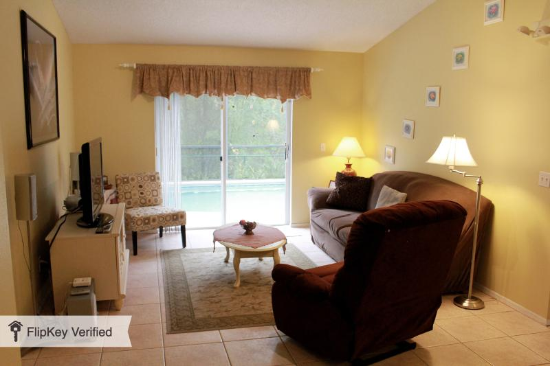 Luxury Villa with pool near Disney World - Image 1 - Kissimmee - rentals