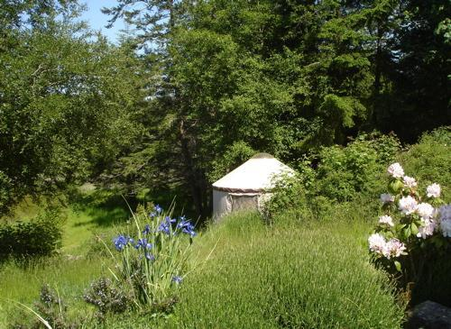 Yurt on Orcas Island Horse Farm - Image 1 - Deer Harbor - rentals