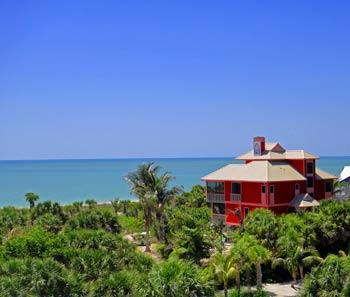 Direct Beach Front - Oceanfront, Lux 5 Bedroom, 5 Bath,PoolClub Pvt Bch - Captiva Island - rentals