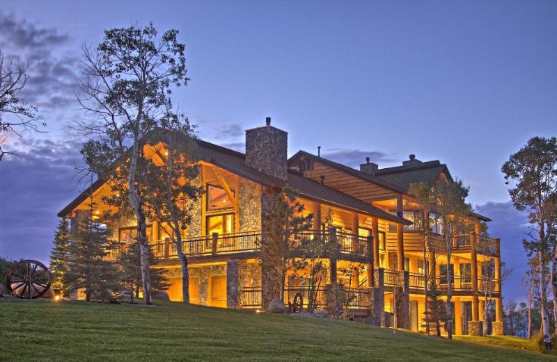 View of Estate - Steamboat Premiere Estate - Oak Creek - rentals