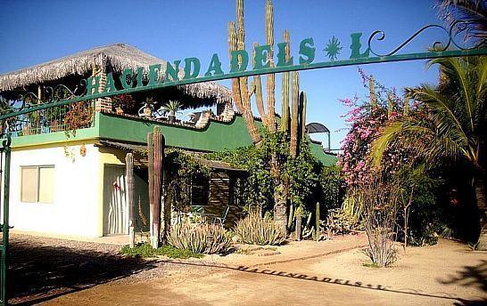 Cabana at the Hacienda del Sol - Hacienda Del Sol Cabana - La Paz - rentals