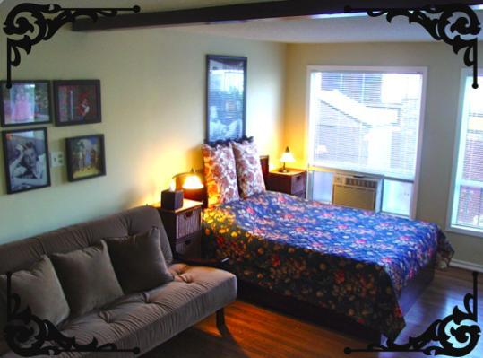 The Judy Garland Hotel Apartment - Image 1 - Los Angeles - rentals