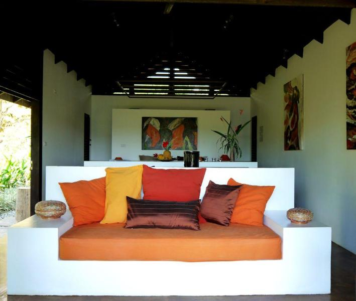 daybed - Stylish Open Living, Garden Bathroom, Pool & Views - Uvita - rentals