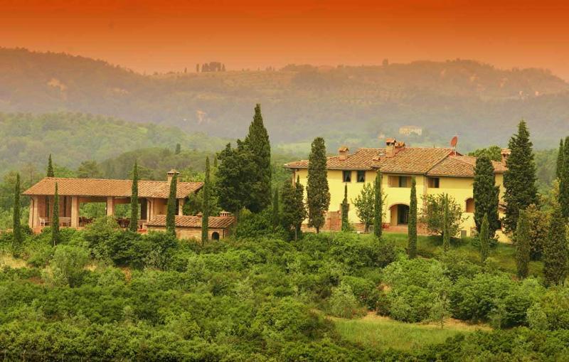 Private Country Estate in Tuscany - Villa Colombina - Image 1 - Montaione - rentals