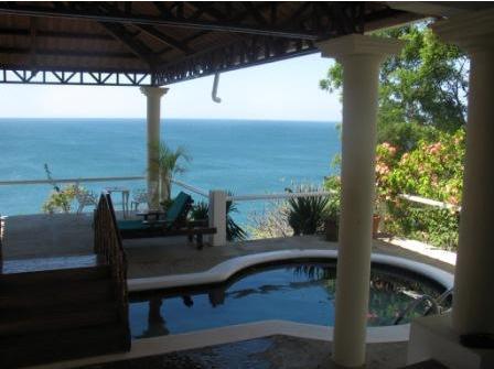 Clifftop, Oceanfront, Casa Privado - Image 1 - Tola - rentals