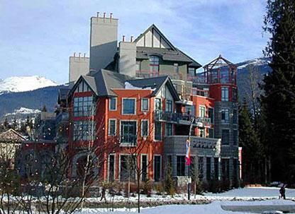 Alpenglow Exterior - The Alpenglow Whistler. Great Studio in Whistler. - Whistler - rentals
