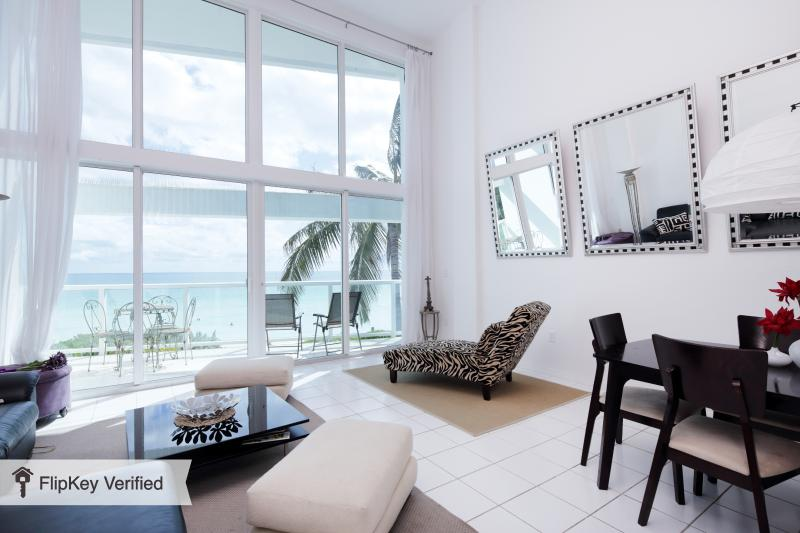 Ocean View BeachFront Loft3 - Image 1 - Miami Beach - rentals