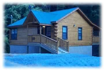 Front view - Cozy & Romantic Snuggle upAT Bear Country Hideaway - Gatlinburg - rentals