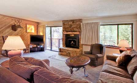 1 Bedroom, 2 Bathroom House in Breckenridge  (01C1) - Image 1 - Breckenridge - rentals