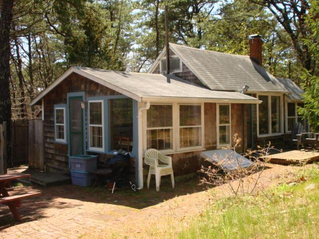 Cottage in the nat'l Seashore - In the National Seashore close to Ocean Beach - Wellfleet - rentals