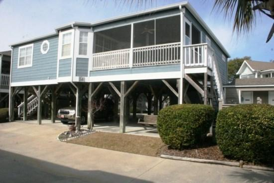 Large 4 Br/3Bath Raised Beach Cottage - Awesome Family Vacation Cottage. Just steps to the Beach-AH14 - Myrtle Beach - rentals