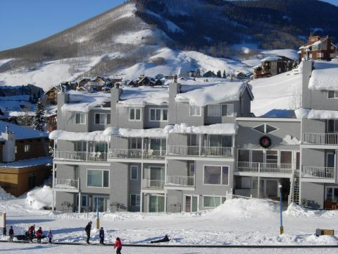 Crested Mountain Condo - Image 1 - Crested Butte - rentals