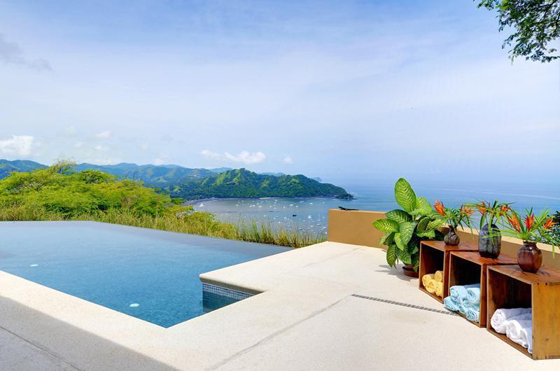 Breathtaking 3 bedroom Ocean view Villa - Image 1 - Playa Hermosa - rentals