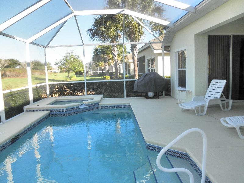 Pool/lanai - Cape Coral Vacation Villa - Cape Coral - rentals