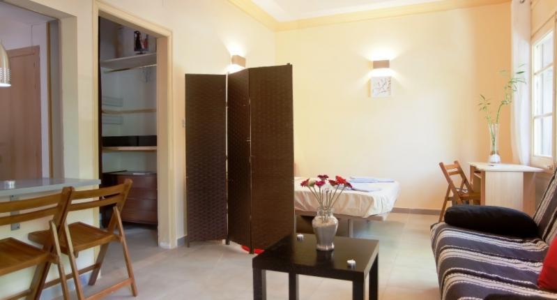 apartamento-en-barcelona---biombo-382-0.jpg - Loft Tarradellas - Barcelona - rentals