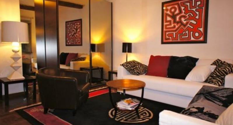 apartamento-en-roma---living-640-0.jpg - Giordano Bruno II - Rome - rentals