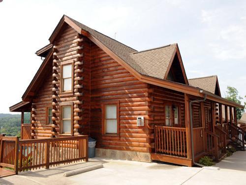 Bear Hyde - Image 1 - Pigeon Forge - rentals