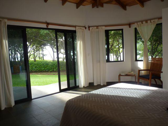 View of the room - Oceanfront casita, Playa Lagarto, Costa Rica - Santa Cruz - rentals