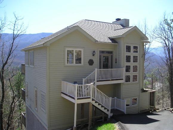 Exterior - Los Altos - Gatlinburg - rentals