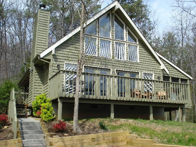 Exterior - Mountain Charm - Gatlinburg - rentals
