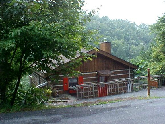 Exterior - Almost Heaven - Gatlinburg - rentals