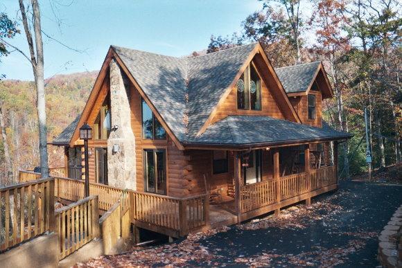 Exterior - Pine Cone Peak - Gatlinburg - rentals