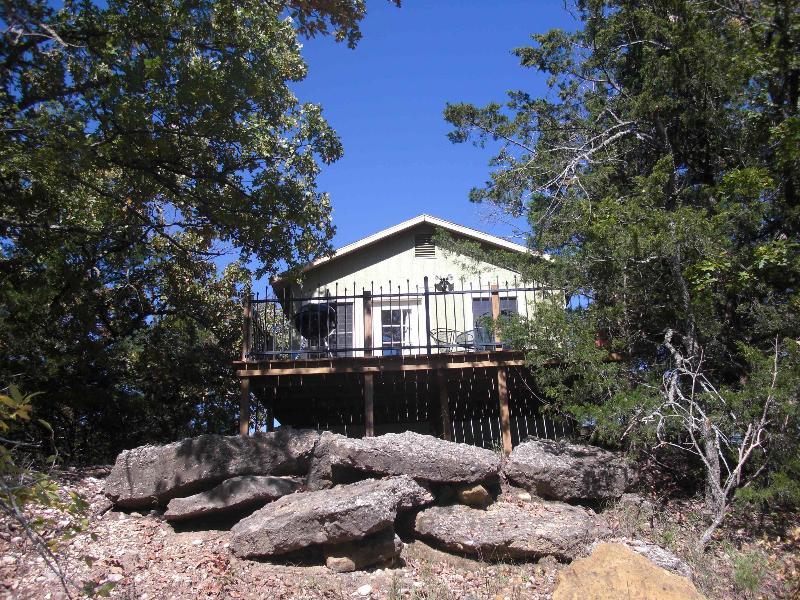 Cabin - Woodland View Cabin Turner Falls Arbuckle Lake - Sulphur - rentals