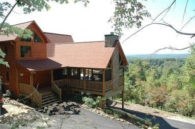 Tranquility Ridge - Image 1 - Blue Ridge - rentals
